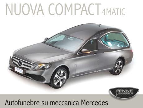Corbillard Compact meccanical Mercedes Benz Classe E