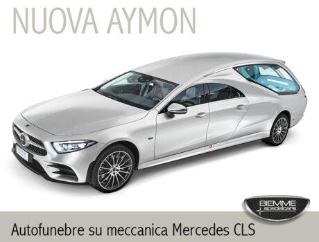 Corbillard Aymon meccanical Mercedes Benz Cls Coupè