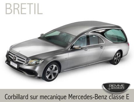 Slide Corbillard sur mecaniquè Mercedes-Benz E Class