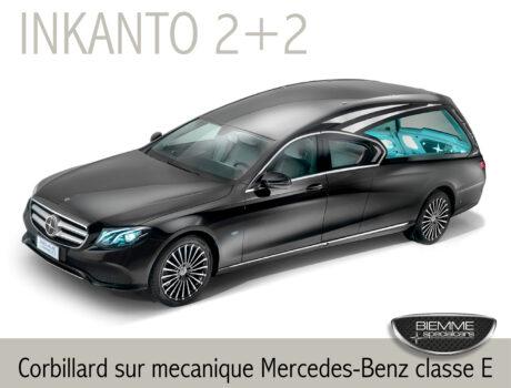 Corbillard sur mecaniquè Mercedes-Benz E Class