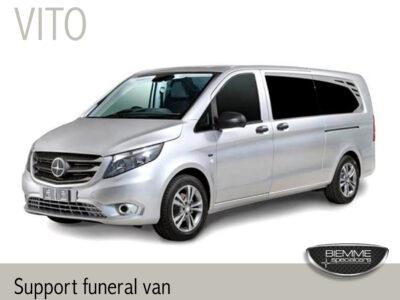 support funeral van mechanical Mercedes-Benz Vito