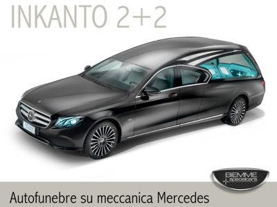 hearse Inkanto on meccanical Mercedes Benz