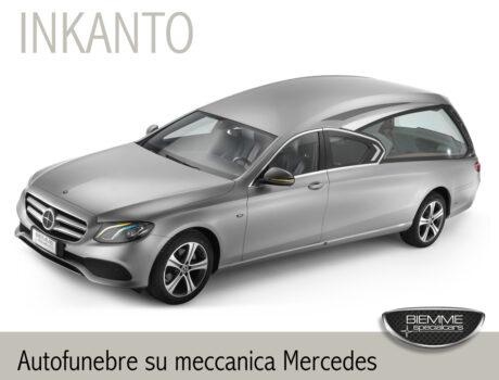 Corbillard Inkanto meccanical Mercedes Benz Classe E