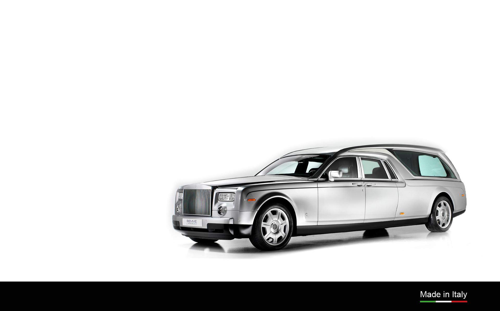 autofunebre carro funebre Rolls Royce B12 Phantom