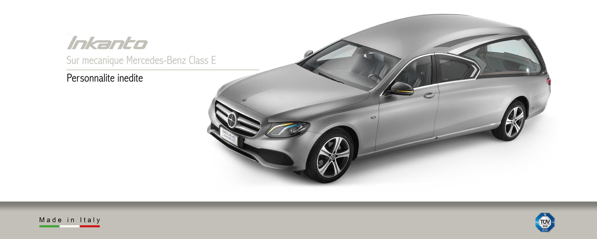 Corbillard mecanique Mercedes-Benz E Class