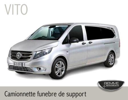Support funeral Van mecanique Vito Mercedes-Benz