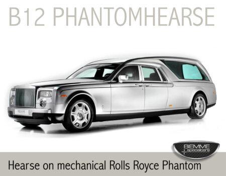 hearse mechanical Rolls Royce Phantom