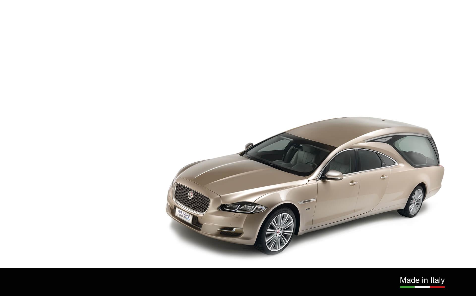 jaguar mechanical hearse