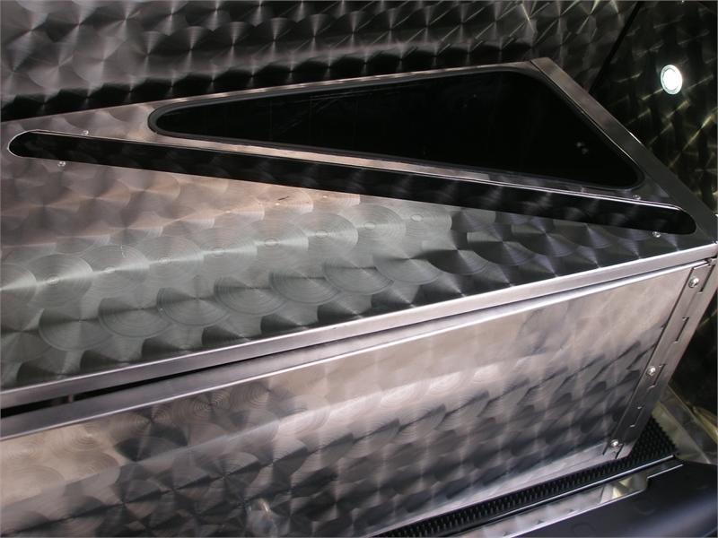 sprijin funerar vehicul pe Fiat mecanic