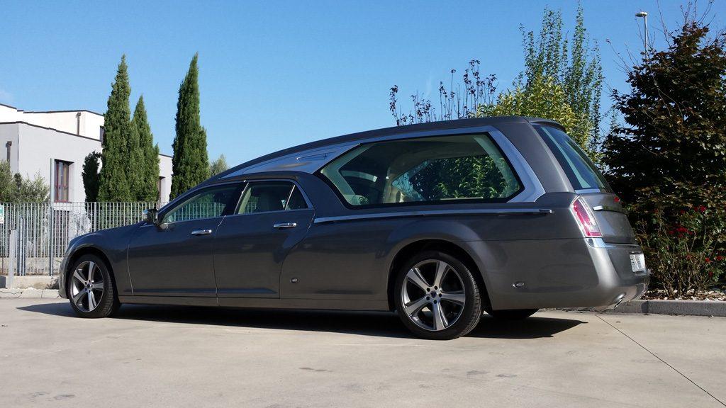 hearse Revon of mechanical Lancia Chrysler 06