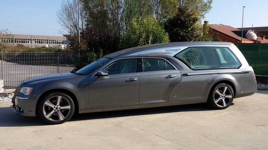 hearse Revon of mechanical Lancia Chrysler 04