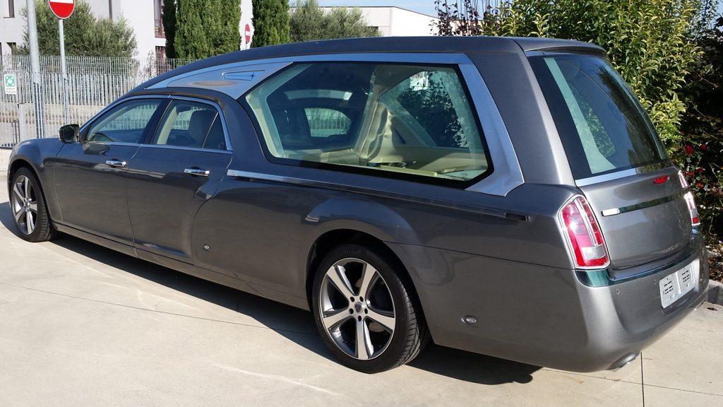 hearse Revon of mechanical Lancia Chrysler 07