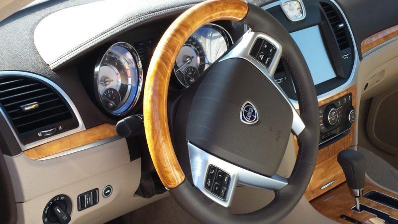 hearse Revon of mechanical Lancia Chrysler 12