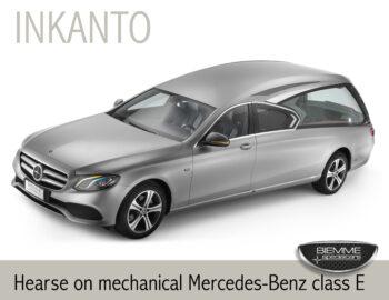 hearse on mechanical Mercedes-Benz E Class